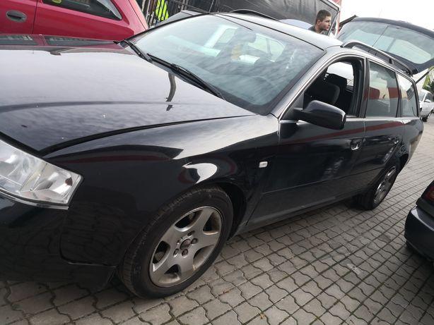 Audi A6 C5 2.5tdi ly9b czarna manual na części wysyłka Pobranie