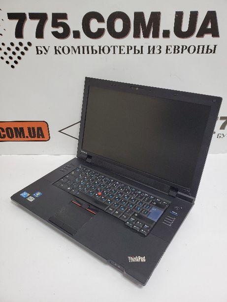 """Ноутбук 15.6"""" ThinkPad, Intel 2.2GHz, 4GB DDR3, 120GB SSD (500 HDD)"""