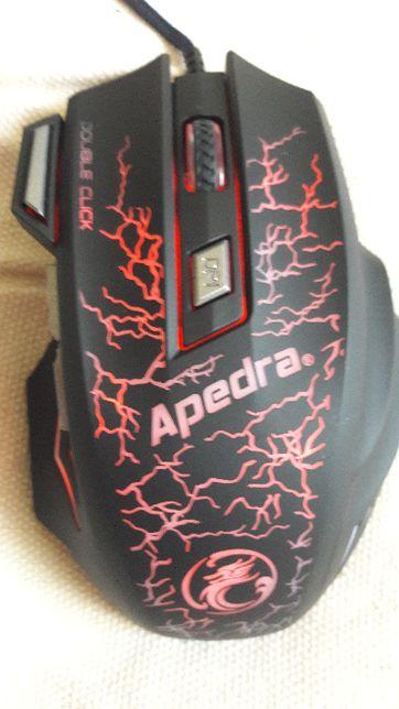 Игровая мышь Apedra A7