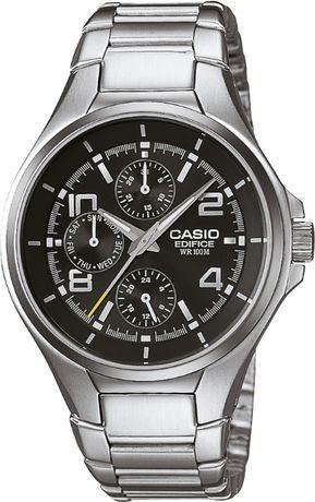 04. Мужские часы CASIO EDIFICE EF-316D-1A. Оригинал! Гарантия- 2 года
