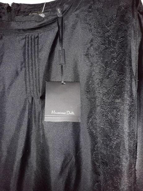 Bluzka Massimo Dutti roz .40