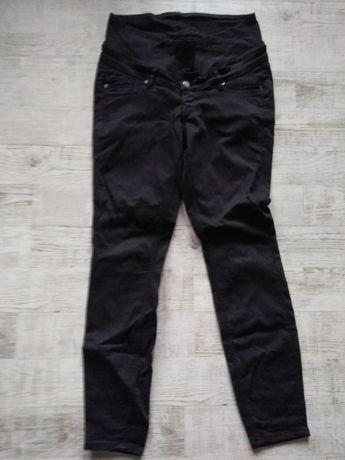 Spodnie ciążowe z diagonalu H&M Mama 38