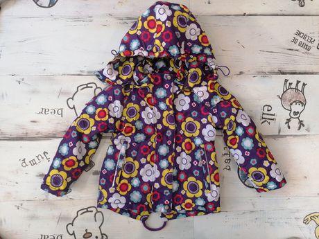 Термо куртка осень-зима 98 см