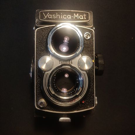 Yashica  Mat 6X6