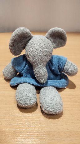 мягкая игрушка слоник Nanchen Natur Германия