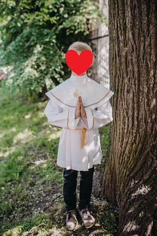 ALBA komunia chłopiec św. Jadwiga Zabrze rozmiar 134-140 cm