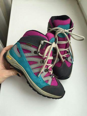 Everest Vibram watertex Італія трекінгові кросівки, черевики/ ботинки