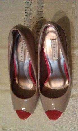 Buty damskie - śliczne szpilki