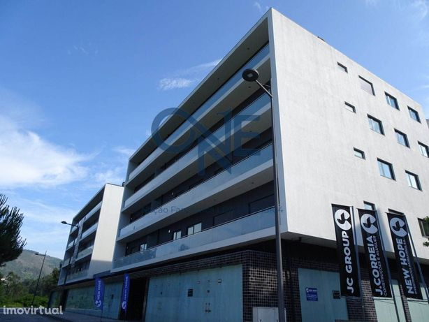 Apartamento T2 em Terras de Bouro, Braga