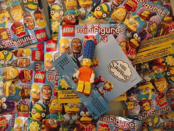 16 MiniPeças Lego Simpsons Novas
