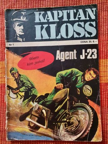 Kolekcja Kapitan Kloss