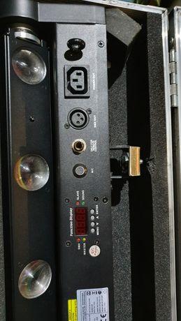 American DJ Sweeper Beam Quad LED - Lampy DJ