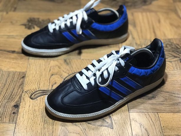 11. Кроссовки Adidas Samba. Размер 42(26,5 см)