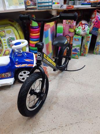 Велобег, беговел надувные колёса
