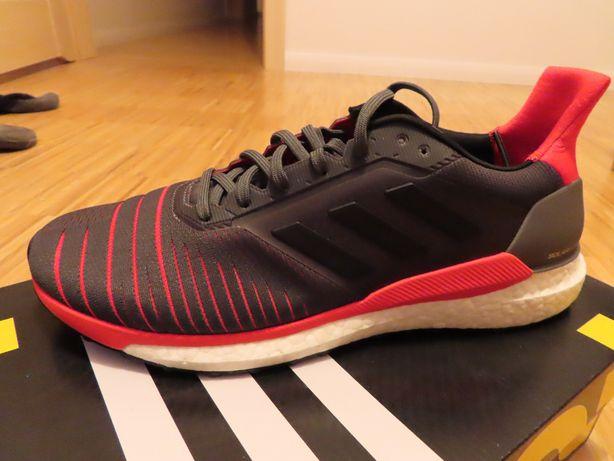 buty do biegania adidas nowe solar glide 10,5