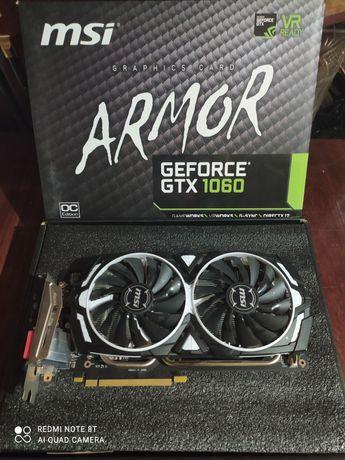 MSI GeForce GTX 1060 3gb ARMOR.