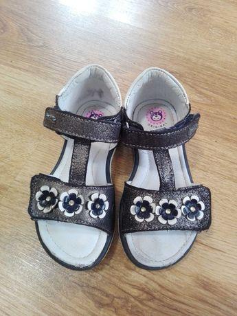 Sandałki dziewczęce Lasocki Kids - rozm 25