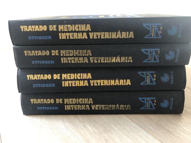 Ettinger tratado de Medicina Veterinária 3a edição