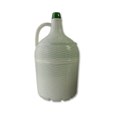 Garrafões de Vidro Revestidos a plástico (5000ml)