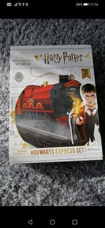 Puzzle 3d Harry Potter hogwarts Express