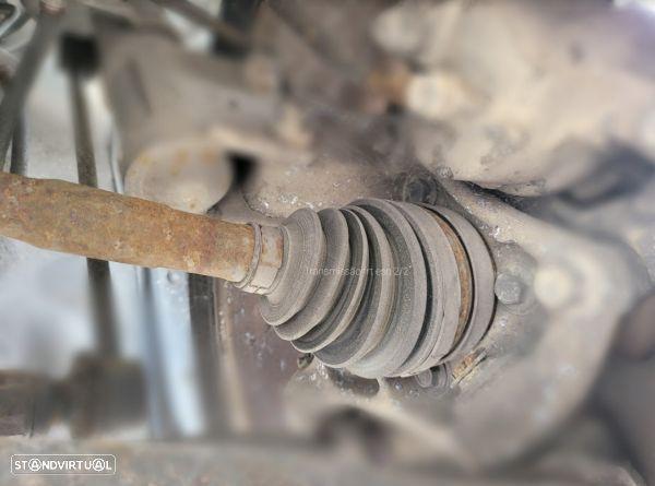 Transmissão Frente Esq Toyota Prius Hatchback (_W2_)