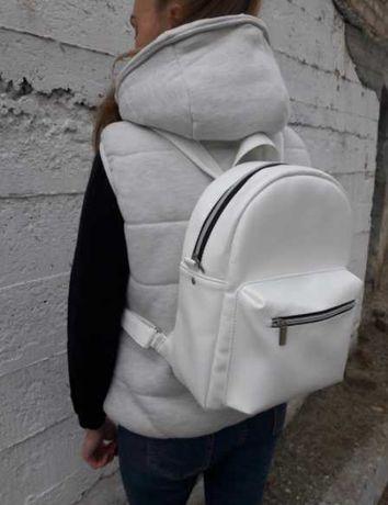 Наложенный платеж! Рюкзак белый женский, подростковый, для девочки