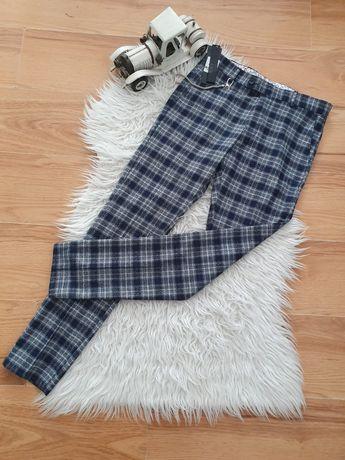 Spodnie męskie materiałowe EKSI1