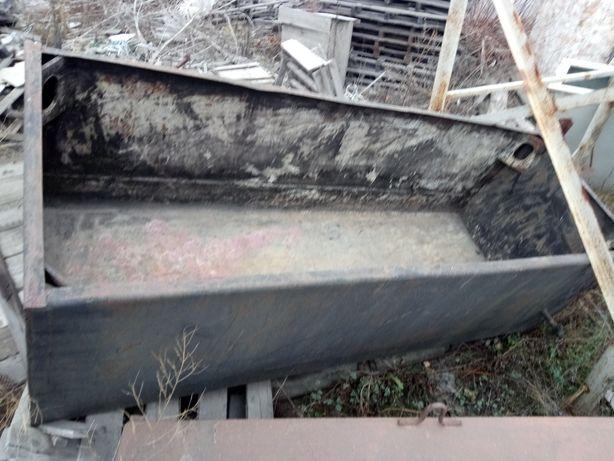 Емкість залізна 3мм товщина
