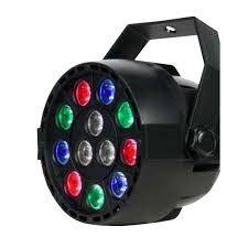 Світломузика, прожектор, led par, цветомузыка, светомузыка, светприбор