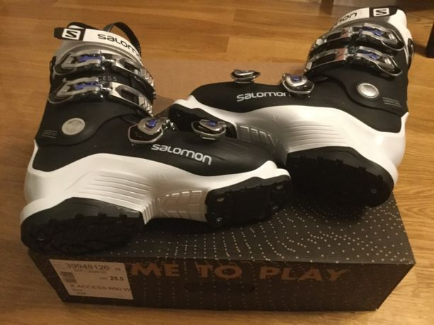 Salomon X Access X60 W nowe buty narciarskie zjazdowe 255 mm, 25,5 cm