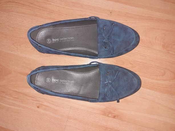 Oddam buty typu balerinki