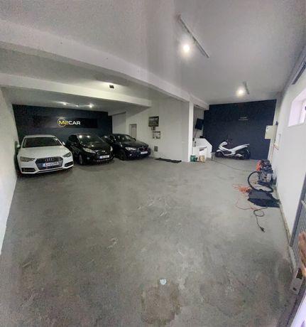 Alugo Armazem / garagem Faro