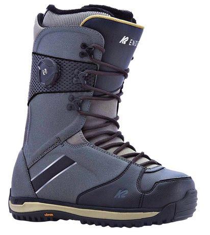 Новые сноубордические ботинки K2 Ender, 40-41 р. (26 см). Для сноуборд