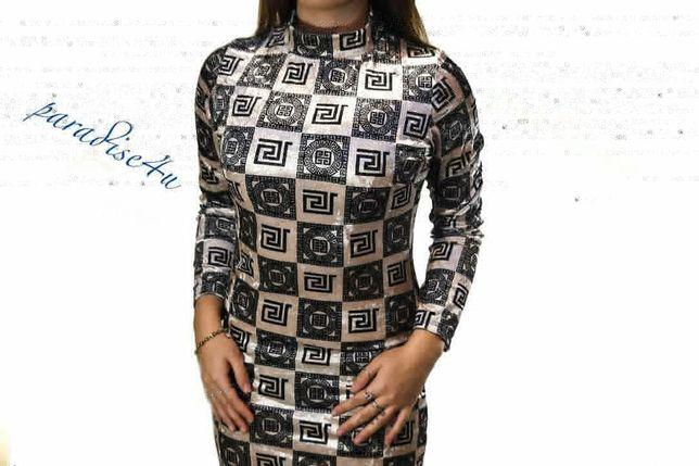 Welurowa sukienka, idealna na święta