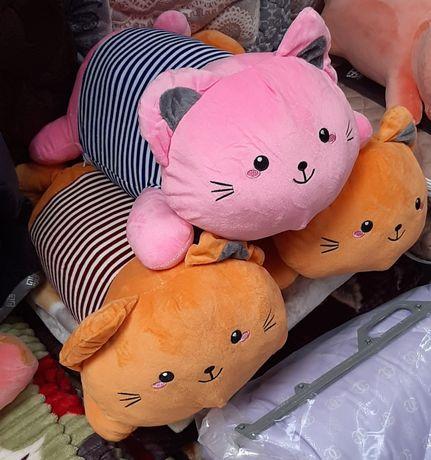 Котик іграшка трансформер 3в1