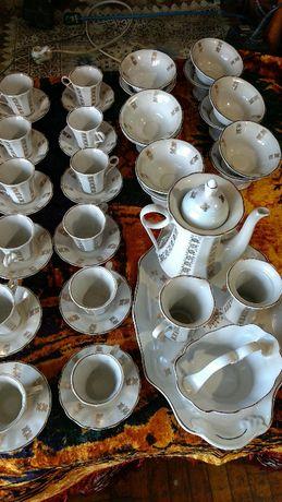 Кофейный сервиз на 12 персон