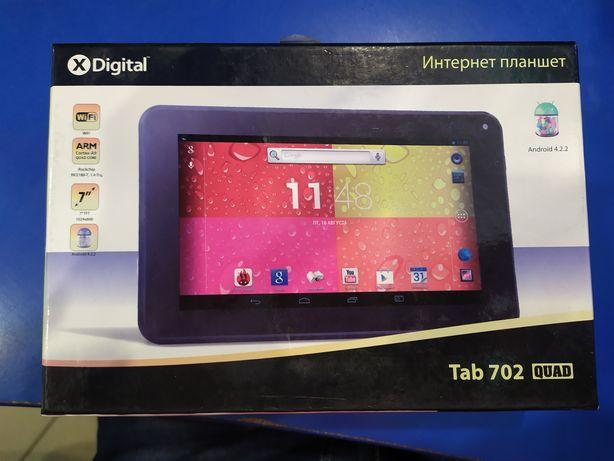 Продам планшет X_Digital tab 702