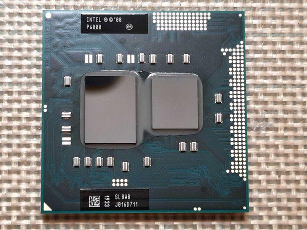 Процессор Intel Pentium P6000 / CPU Mobile