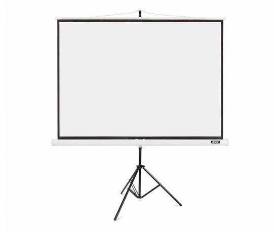 """EKRAN PROJEKCYJNY NA STATYWIE Acer T87-S01MW 87"""" do projektora"""