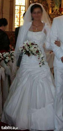 Suknia ślubna DIVINA SPOSA DS102-08 (r. 36/38)