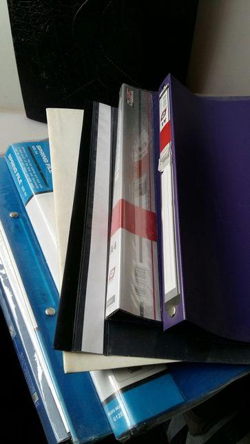 Папка пластик сегрегат бумажн файлы поздрав  цветн бумага копирка