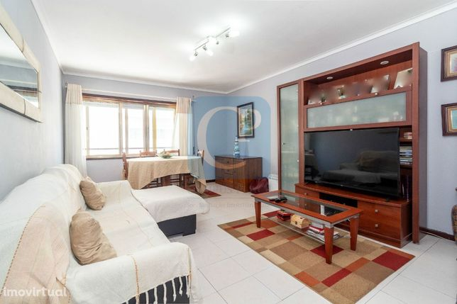 Apartamento T2 no centro de Matosinhos