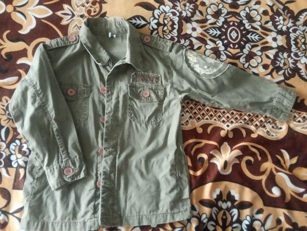 Пиджачок - рубашка