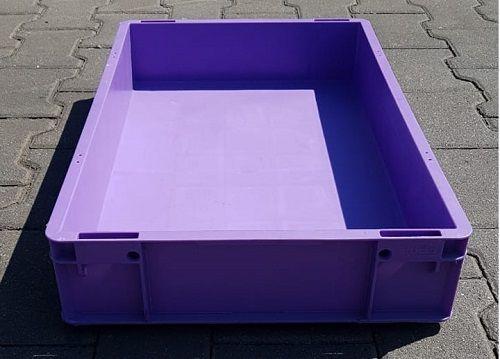 Skrzynka magazynowa pojemnik kuweta plastikowa 40cm/60cm/12cm