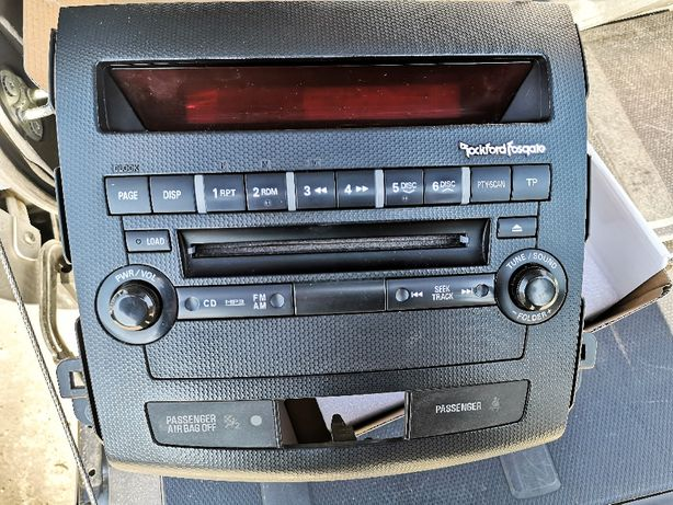 Outlander C-crosser 4007 Radio RockFord zmieniarka mp3