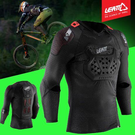 Мото/Вело защита тела LEATT Body Protector AirFlex Stealth. Мотозащита
