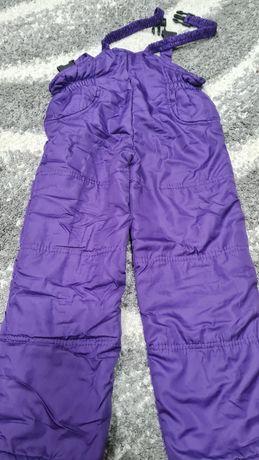 Тёплые штаны для девочки