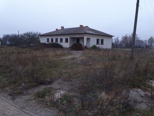 Степанівка будівля загальною площею 244 м.кв.
