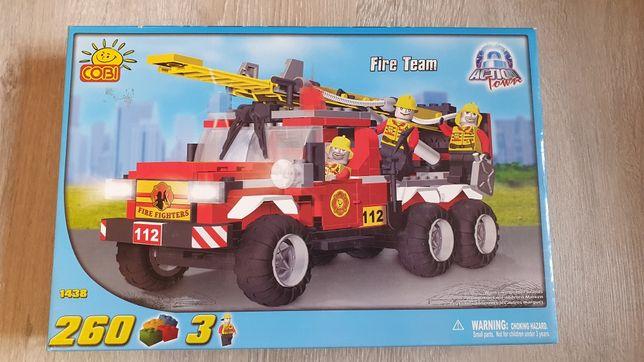 Конструктор Cobi 1438 Пожарная машина  лего