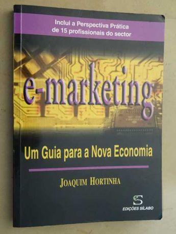 e-marketing de Joaquim Hortinha - 1ª Edição